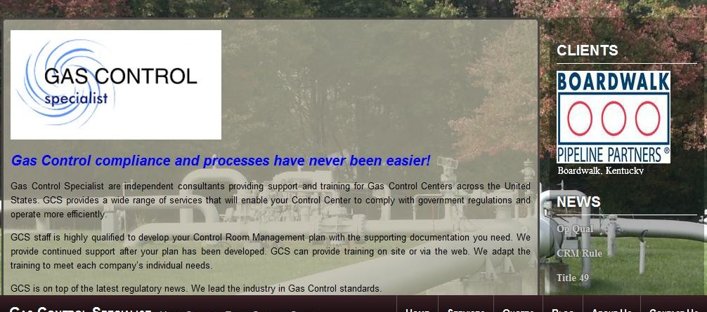 Gas Control Specialist